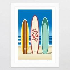 Surf's Up Glenn Jones Art