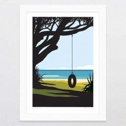 glenn-jones-art-beach-swing