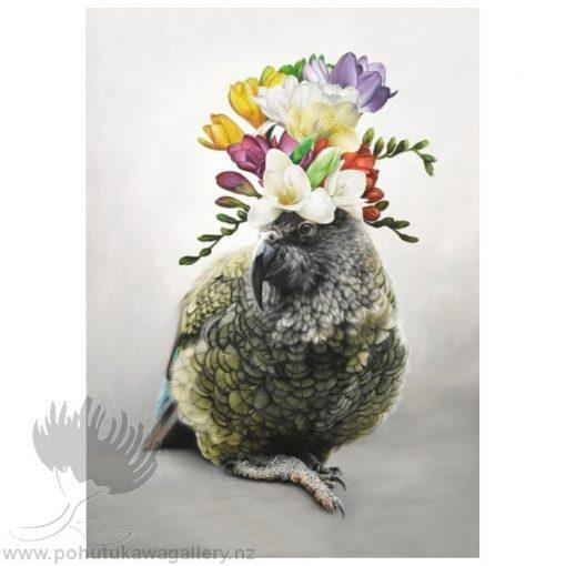 Freesia Kahlo by Jane Crisp - Gift cards New Zealand